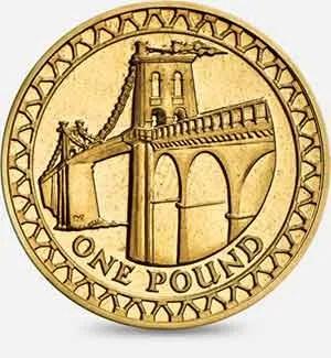 1 pound bridge