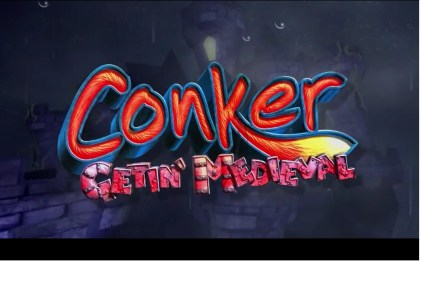 Conker Medieval Concept 01
