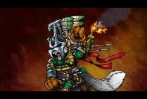 Conker Medieval Concept 15