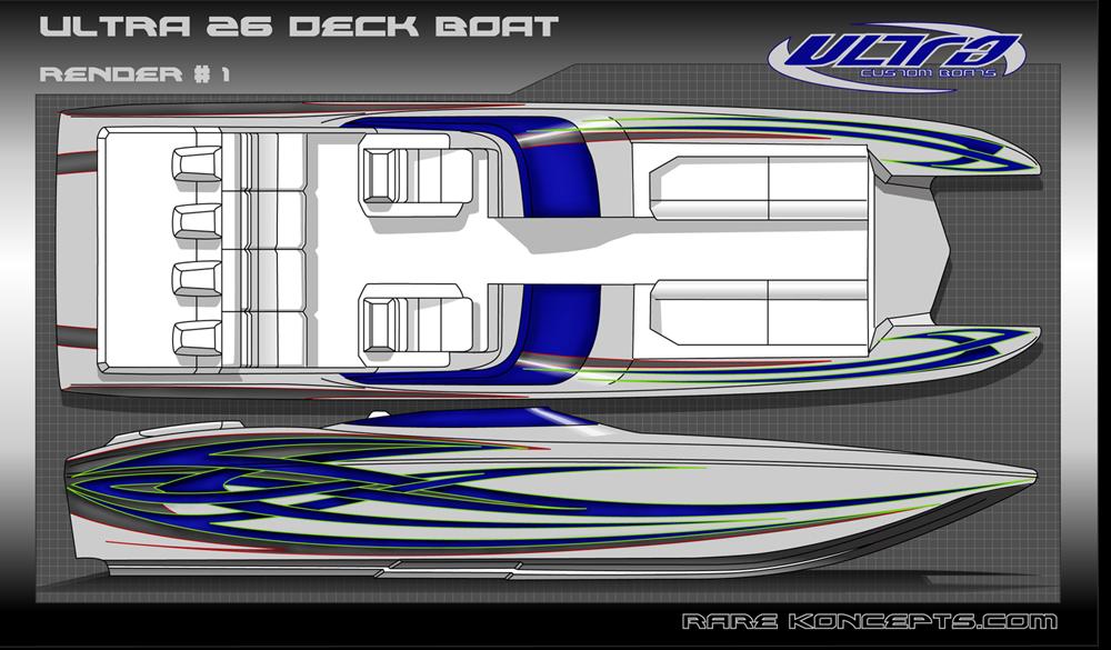Ultra Ultra Boats Ultra Custom Boats