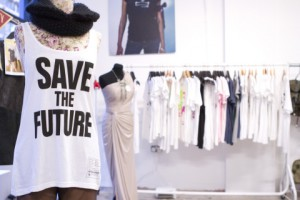"EJF ""Just... For Fashion"" pop-up shop"