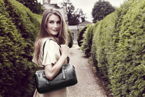 Beatrix handbag from Tusting