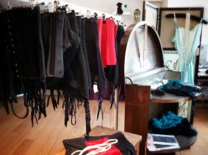 London lingerie boutique Wayward Grace