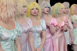 Meadham Kirchhoff's SS12 collection, A Wolf In Lamb's Clothing