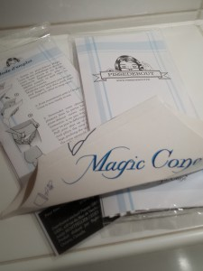 Magic Cone, with instructions