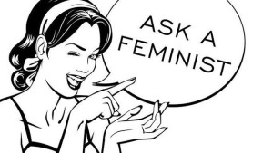 Stylist Magazine's Ask A Feminist feature