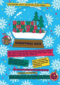 Costume Society & Beyond Retro Xmas Quiz