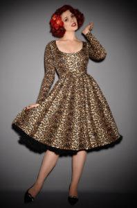 Troublemaker dress, Vixen by Micheline Pitt