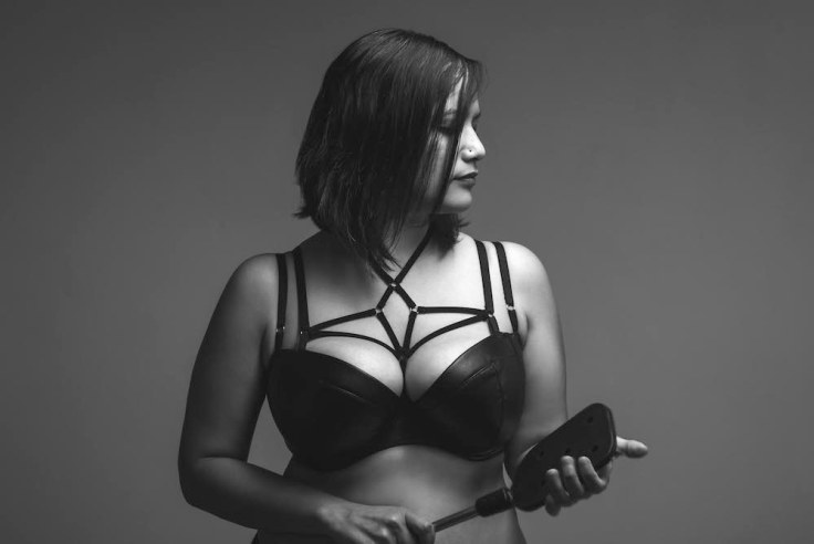 Pique Lingerie. Photography by Maria Vaorin.