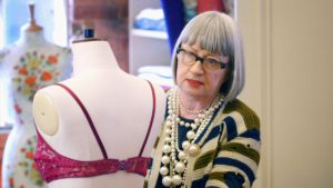 Lingerie Week on the BBC show The Great British Sewing Bee