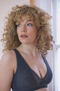 Lara Intimates 'Wren' bra in grey
