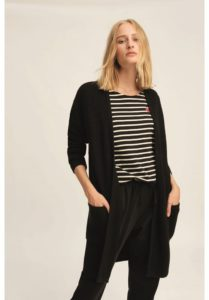 Nikita long-line cardigan from People Tree