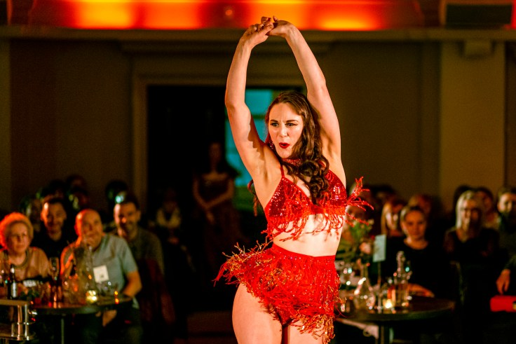 House of Burlesque 'Banked', photographed by Sudden Island