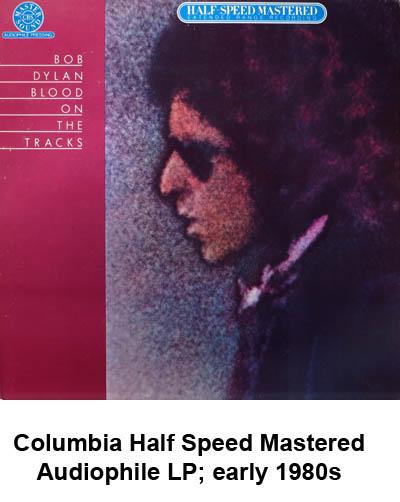 columbia half speed mastered records