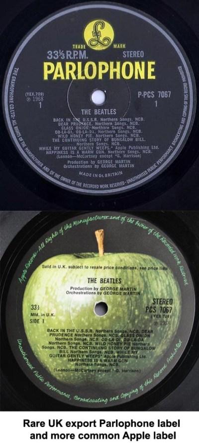 beatlrs white album export