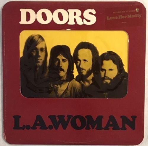 la woman doors