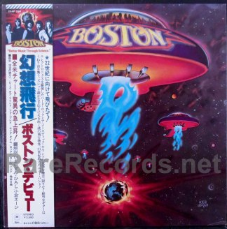 boston - boston japan lp