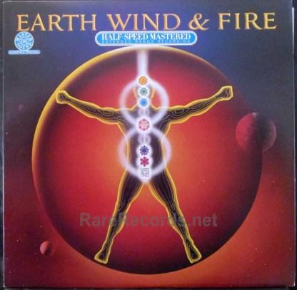 earth wind & fire - powerlight mastersound lp