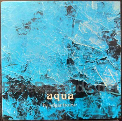 edgar froese - aqua uk LP