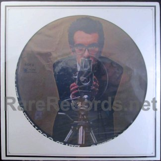 elvis costello - promotional u.s. picture disc lp