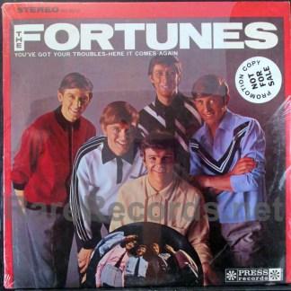 the fortunes - you've got your troubles LP
