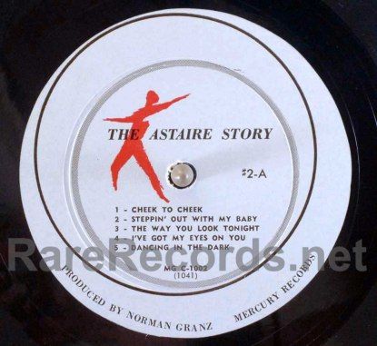 fred astaire - the astaire story lp