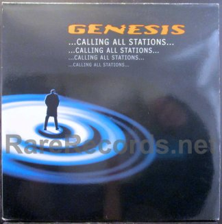 genesis - calling all stations uk lp