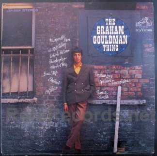 Graham Gouldman - The Graham Gouldman Thing LP