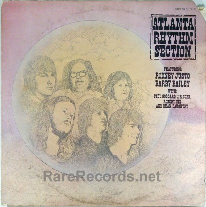 Atlanta Rhythm Section - Atlanta Rhythm Section 1972 Decca LP