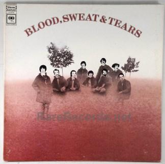 Blood, Sweat & Tears - Same original issue of self-titled 1969 LP