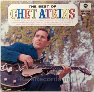 Chet Atkins - Best of Chet Atkins original German 1963 stereo LP