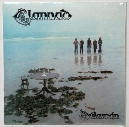 Clannad - Dulaman 1976 LP on Shanachie Records with shrink wrap
