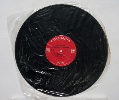 Bob Dylan - John Wesley Harding sealed mono 1968 LP