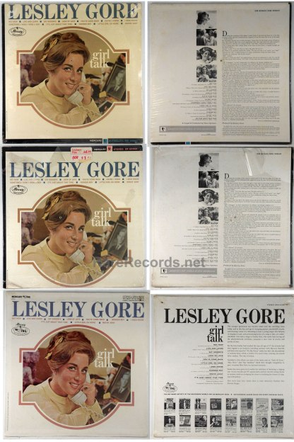 Lesley Gore - 28 still sealed original albums - nearly complete collection