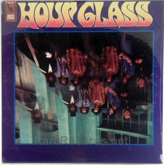 (Allman Brothers) Hour Glass - The Hour Glass sealed 1967 MONO LP
