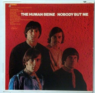 Human Beinz - Nobody But Me original 1968 Capitol stereo LP