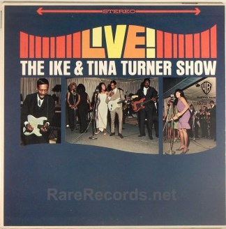 Ike & Tina Turner - Live sealed stereo 1965 LP