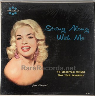 Jayne Mansfield (cover) - String Along With Me