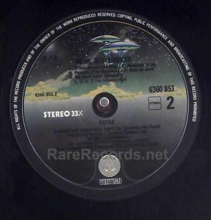 Kayak - Royal Bed Bouncer original 1975 Dutch progressive LP