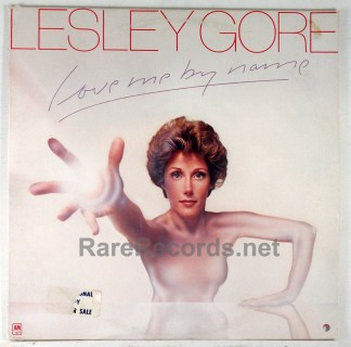 Lesley Gore - Love Me By Name 1976 white label promo LP