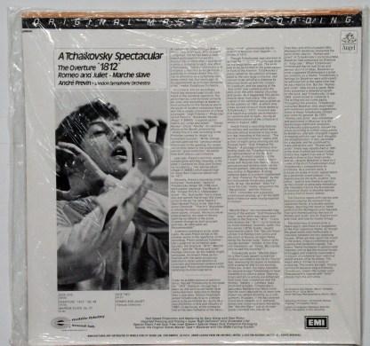 Previn/LSO - 1812 Overture sealed Mobile Fidelity LP