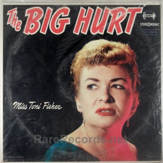 Miss Toni Fisher - The Big Hurt sealed 1960 stereo LP