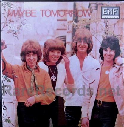 iveys - maybe tomrrow emf lp