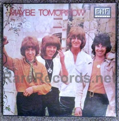 iveys - maybe tomorrow box set lp