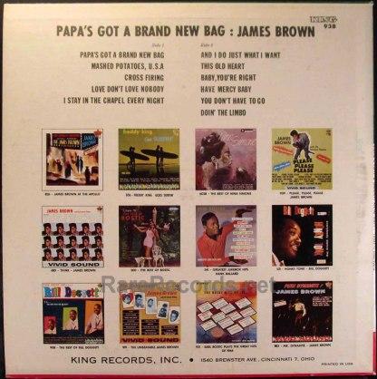 james brown - papa's got a brand new bag stereo