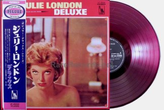 julie london - julie london deluxe red vinyl japan lp