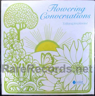 ken nordine - flowering conversations lp