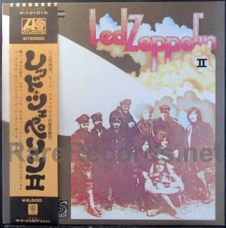Led Zeppelin - Led Zeppelin II Japan LP