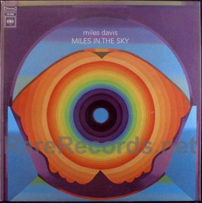 miles davis - miles in the sky LP