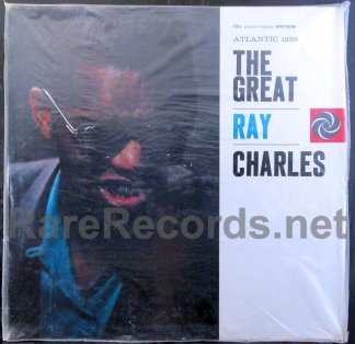 ray charles - the great ray charles u.s. mono lp